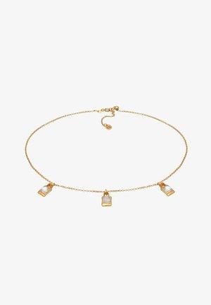MONDSTEIN  - Necklace - gold-coloured