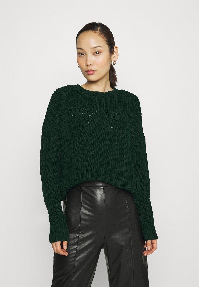Glamorous - Jumper - green