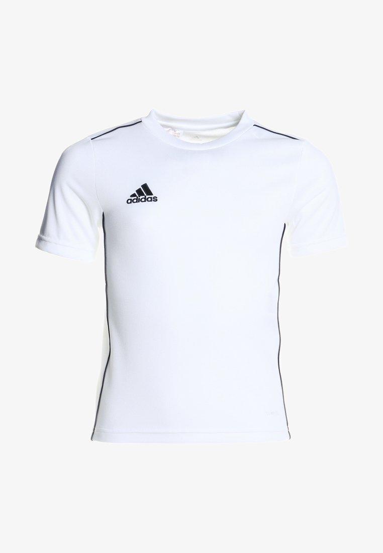adidas Performance - CORE 18 AEROREADY PRIMEGREEN JERSEY - Týmové oblečení - white/black
