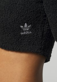 adidas Originals - CROP - Long sleeved top - black - 5