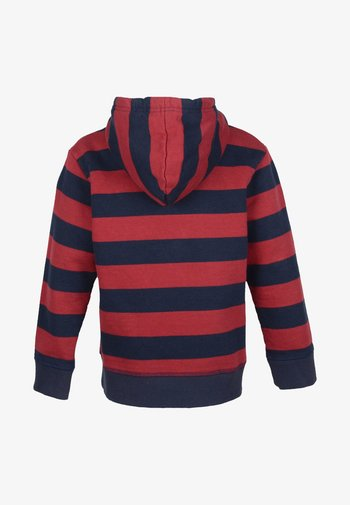 BAND OF RASCALS  - Hoodie - navy-red