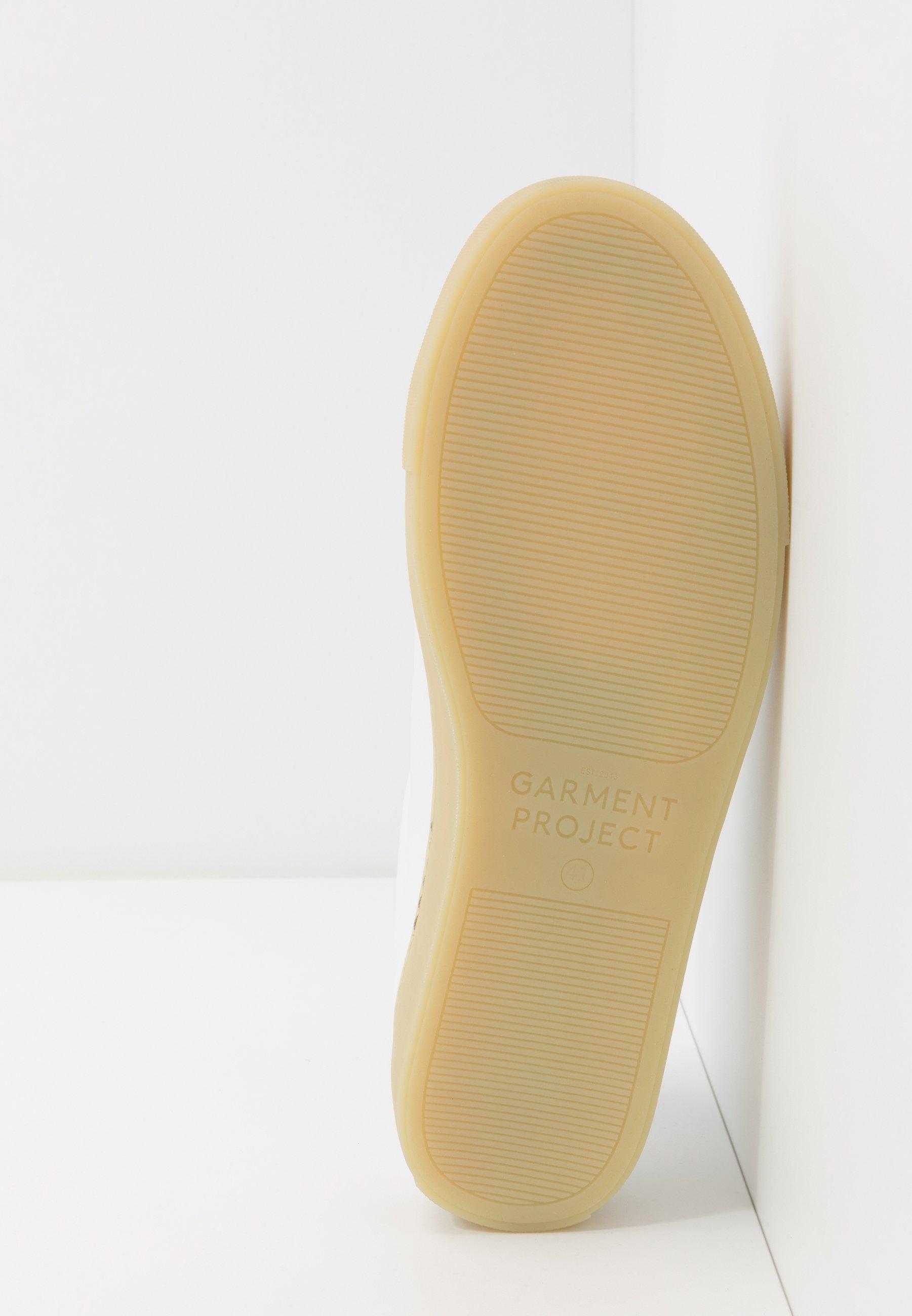 GARMENT PROJECT TYPE - Sneaker low - white/weiß - Herrenschuhe 9yo9U