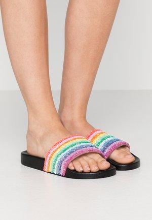 MEENA - Pantofle - multicolor