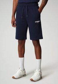 Napapijri - N-ICE - Shorts - medieval blue - 0