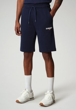 N-ICE - Shorts - medieval blue