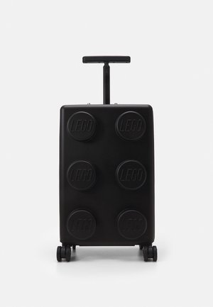 SIGNATURE - Wheeled suitcase - black