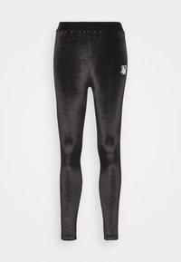 SIKSILK - PIPING  - Leggings - black - 0