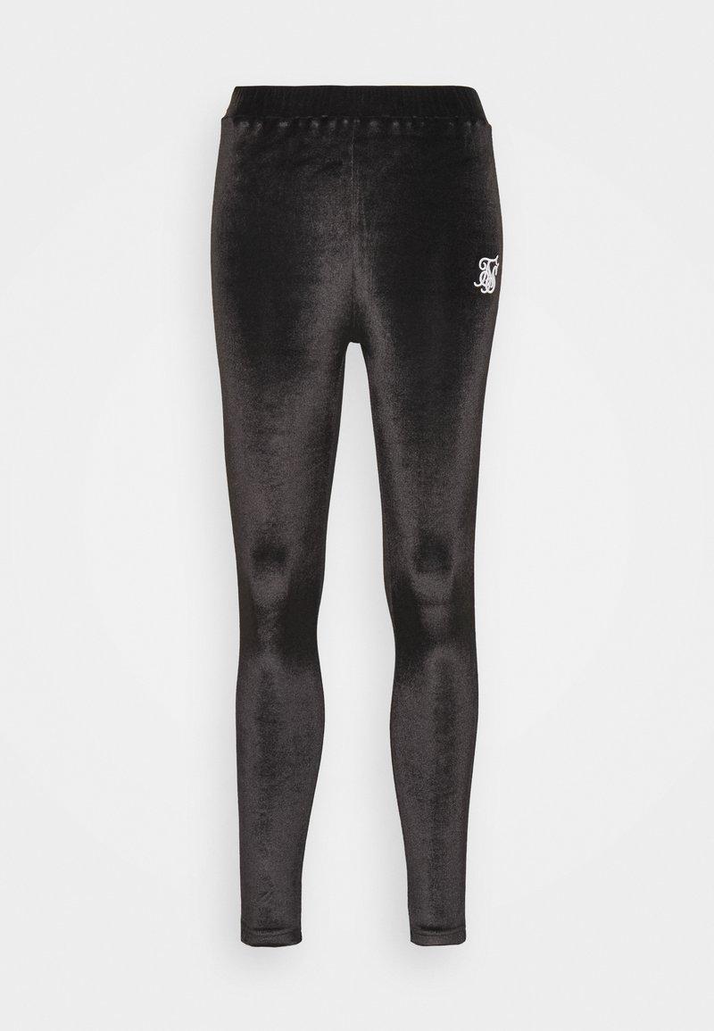SIKSILK - PIPING  - Leggings - Trousers - black