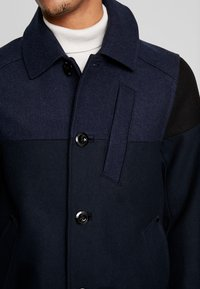 G-Star - COAT - Klassisk kappa / rock - mazarine blue - 4