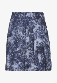 PATRONO - A-line skirt - cornflower blue
