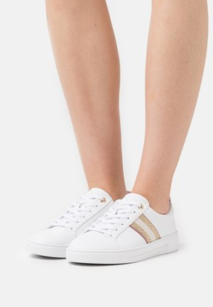 BAILY - Baskets basses - white