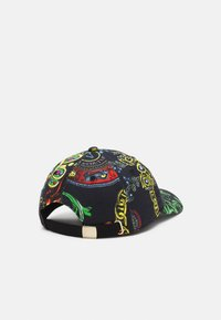 Versace Jeans Couture - BASEBALL WITH CENTRAL SEWING UNISEX - Cap - nero - 1