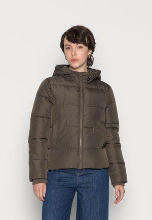PCBEE NEW  JACKET  - Winter jacket - black olive