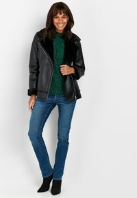 Wallis - Slim fit jeans - blue - 1