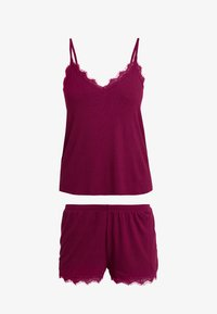 Anna Field - SET - Pyjama set - bordeaux - 4