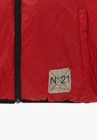 N°21 - GIACCA - Piumino - bright red - 3