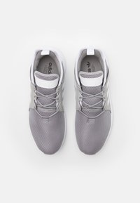 adidas Originals - X_PLR UNISEX - Trainers - medium grey heather/solid grey/footwear white/core black - 3
