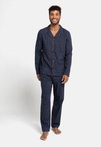 Seidensticker - Pyjamas - blau - 0