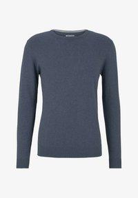 TOM TAILOR - Sweatshirt - vintage indigo blue melange - 5