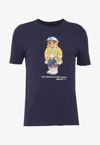 Polo Ralph Lauren - T-shirts print - cruise navy - 4
