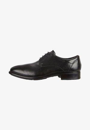 CITYTRAY - Šněrovací boty - black