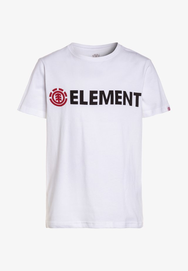 BLAZIN BOY - T-shirts print - optic white