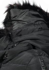 Marikoo - MOONSHINE - Winter coat - black - 4