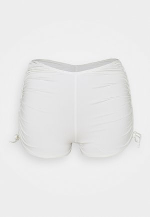 OLIVIA TIE SIDE SHORTIE - Bikini pezzo sotto - oatmilk