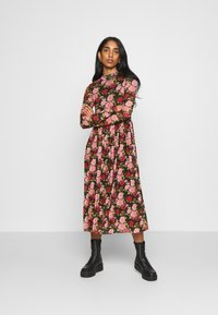 NA-KD - MIDI DRESS - Day dress - rose - 0