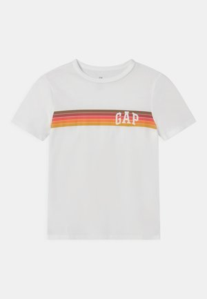 T-shirt print - new off white