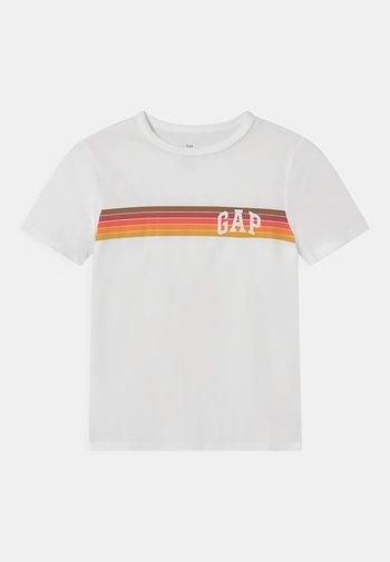 T-shirts print - new off white
