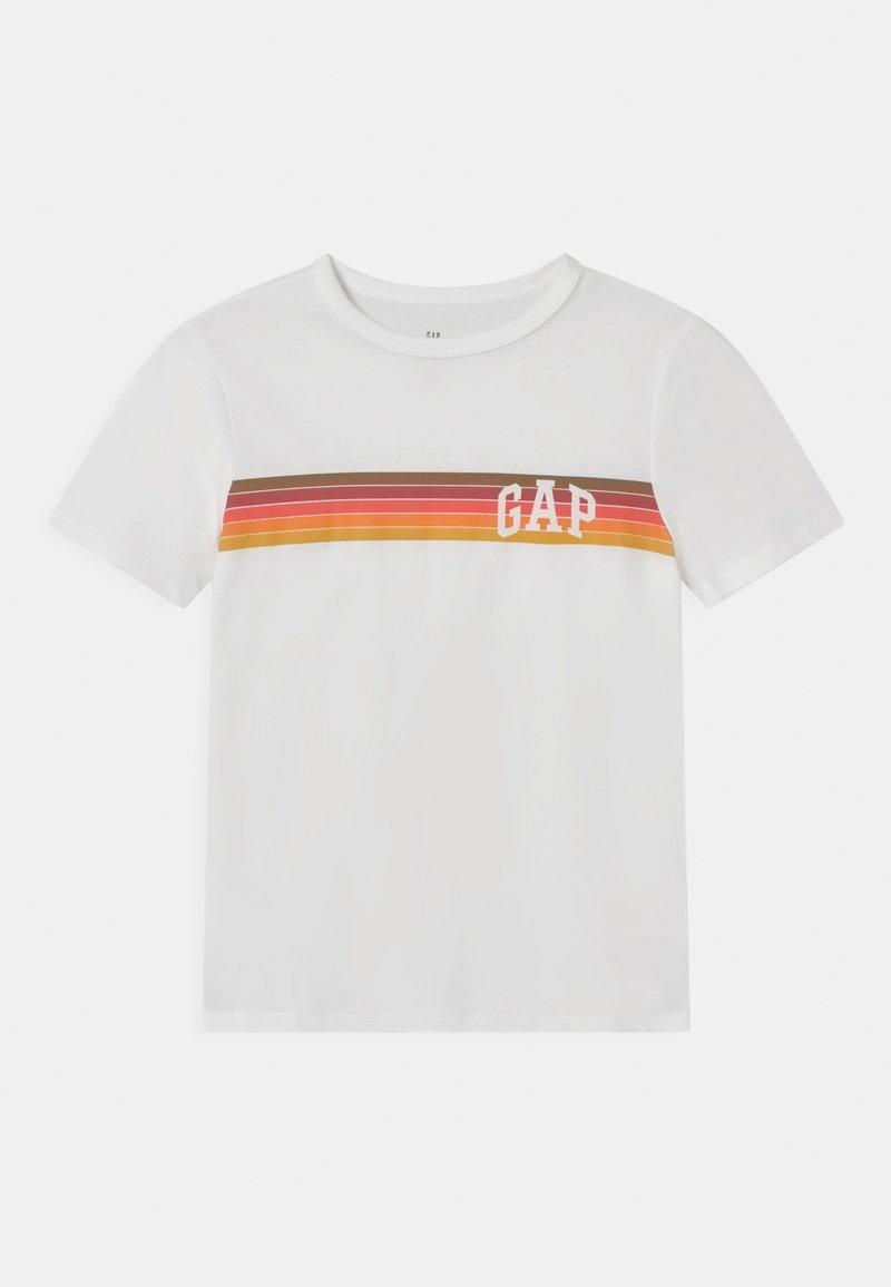 GAP - T-shirt print - new off white