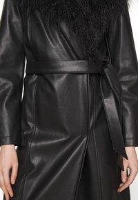 Topshop - SIENNA - Classic coat - black - 6