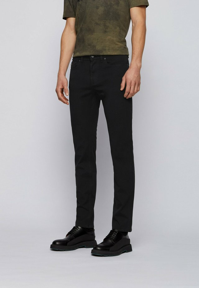 DELAWARE - Jeans slim fit - black