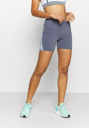 ALL ROUNDER BIKE SHORT - Leggings - blue jay