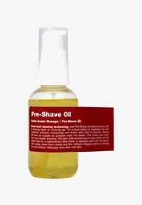 Recipe For Men - PRE SHAVE OIL 50ML - Rasage - - - 0
