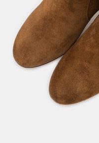 San Marina - AGNATALI - High heeled boots - cannelle - 5