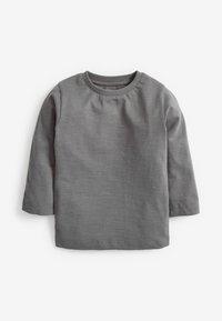 Next - 5 PACK PLAIN - Long sleeved top - black - 5