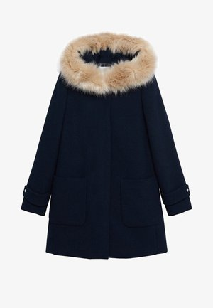 Winter coat - dunkles marineblau