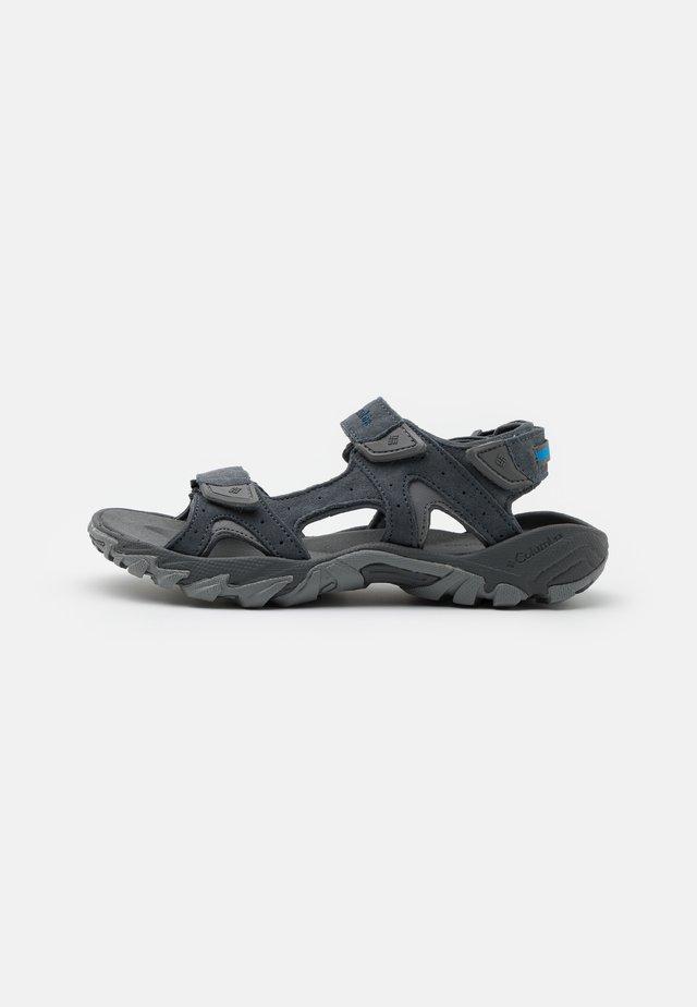 SANTIAM 3 STRAP - Chodecké sandály - graphite/hyper blue
