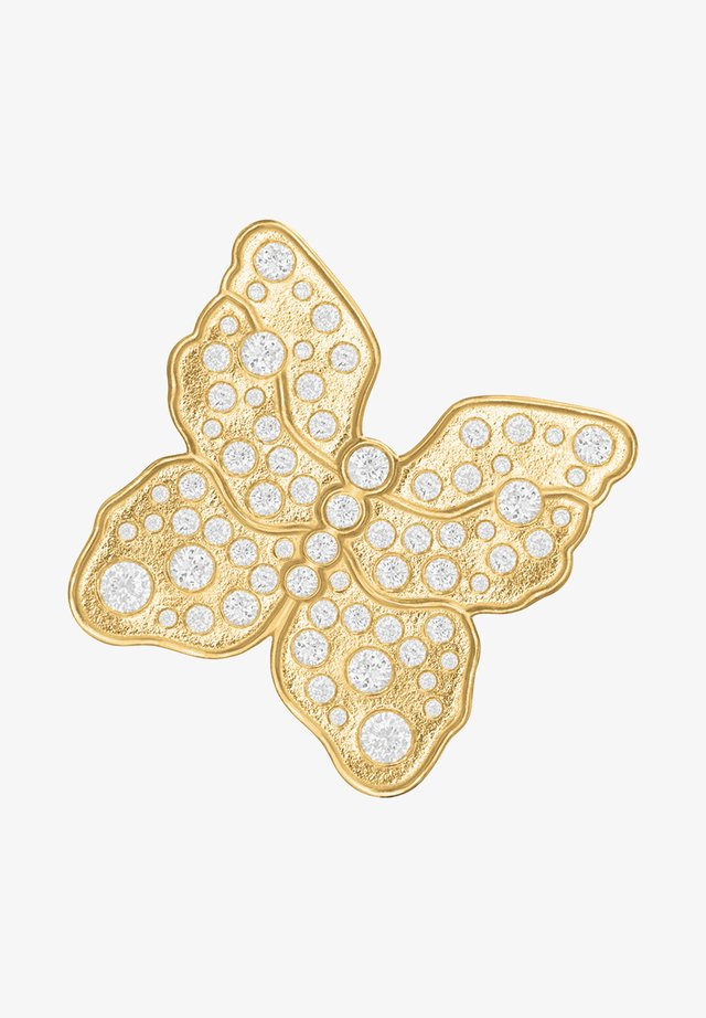 THE BUTTERFLY EARRING - Orecchini - gold