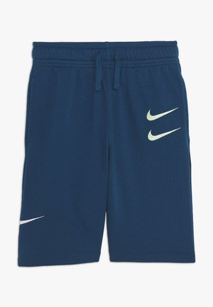 Pantalones deportivos - blue force/barely volt