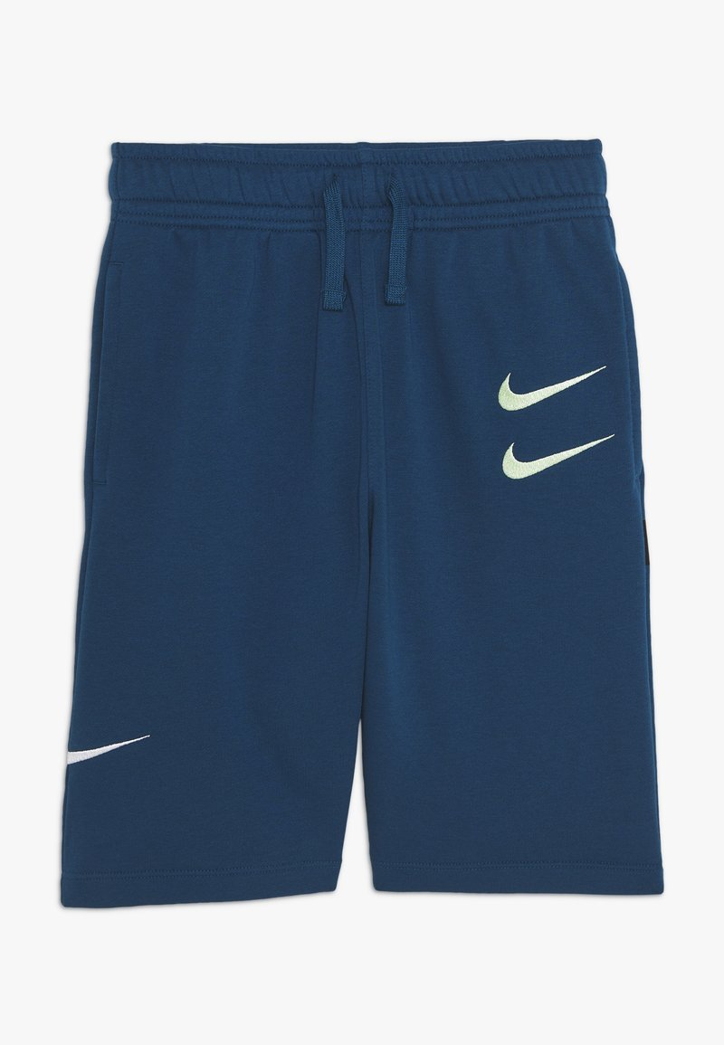 Nike Sportswear - Tracksuit bottoms - blue force/barely volt