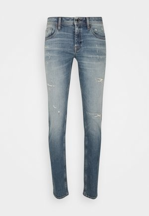 JEANS OZZY  IN COMFORT STRETCH - Jeans Tapered Fit - bluedenim