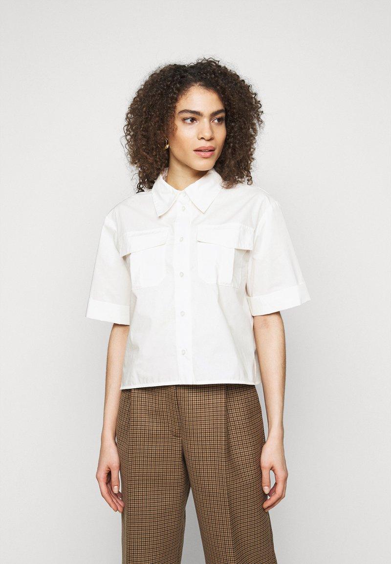Lovechild - CALLIOPE - Button-down blouse - white