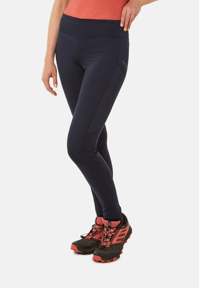 NOSILIFE LUNA TIGHT - Leggings - Trousers - blue/navy