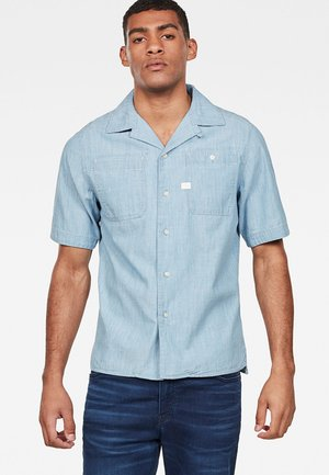 KINEC STRAIGHT SERVICE - Overhemd - blue