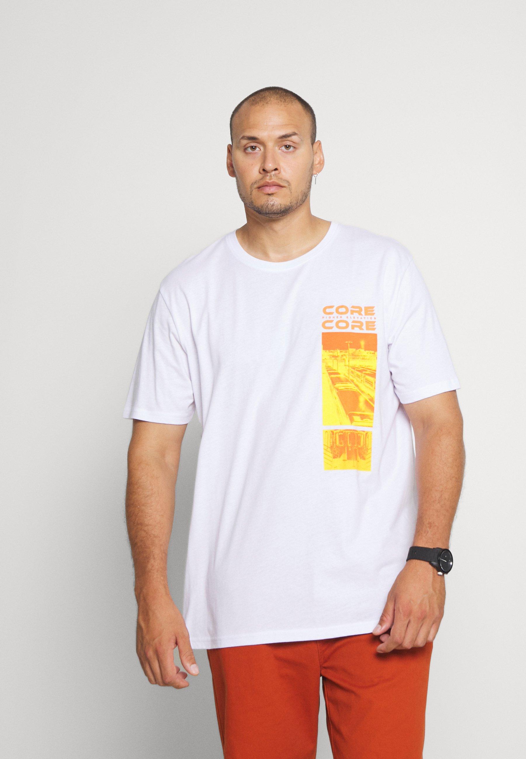 Herren JCORACK TEE CREW NECK  - T-Shirt print