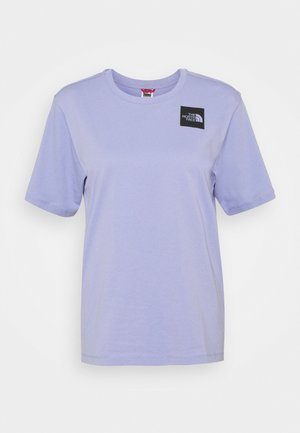 FINE TEE - T-shirts med print - sweet lavender