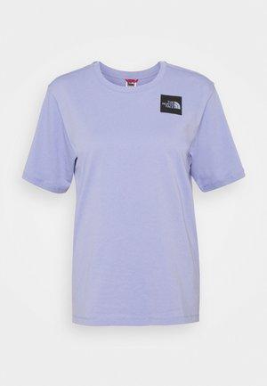 FINE TEE - Camiseta estampada - sweet lavender